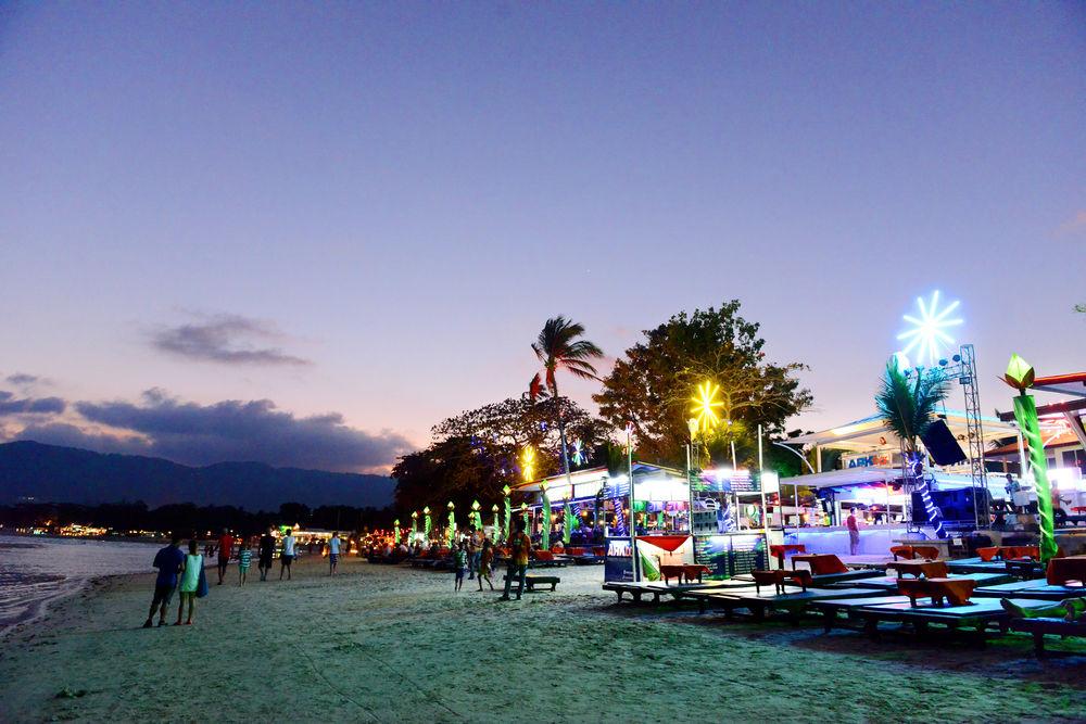 Coconut Grove beach