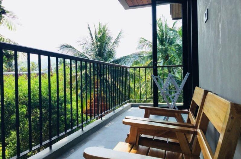 J4 Hotel Samui balcony