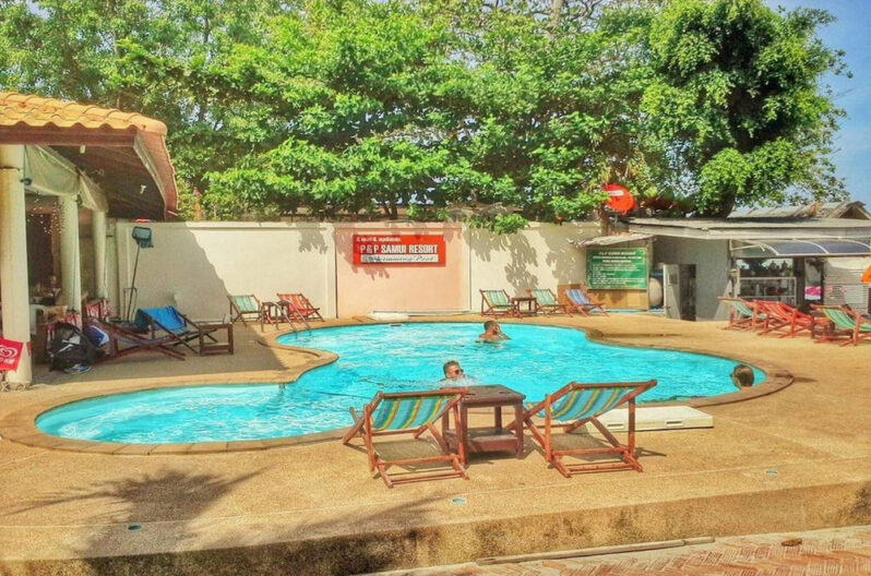 P&P Samui Resort Pool