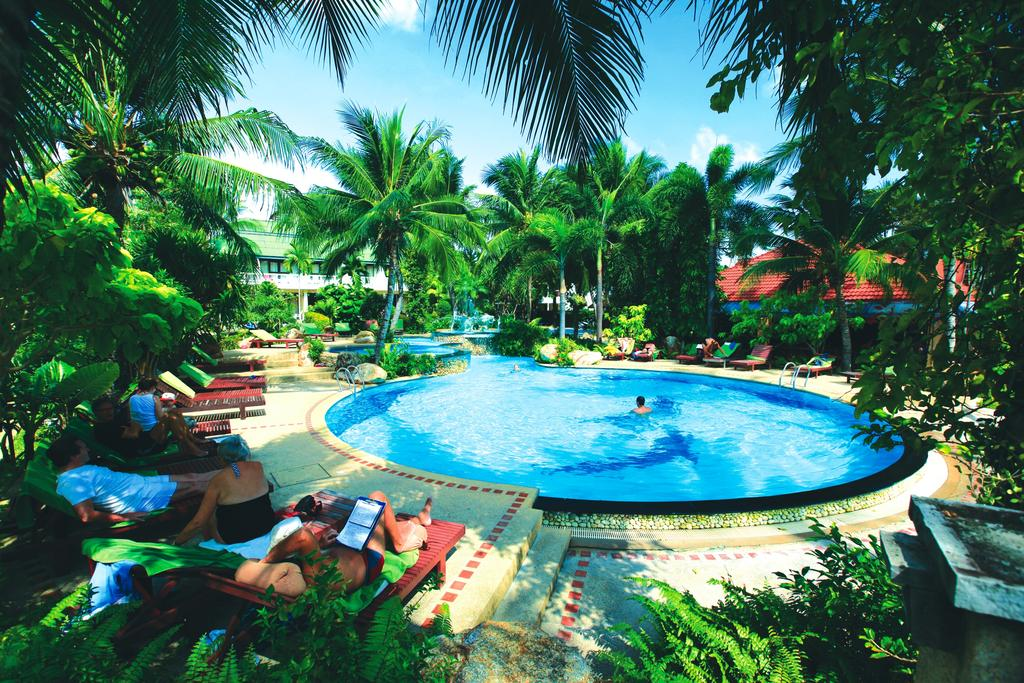 Palm Island Hotel