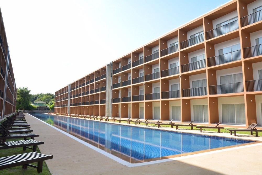 The Teak Samui Hotel pool