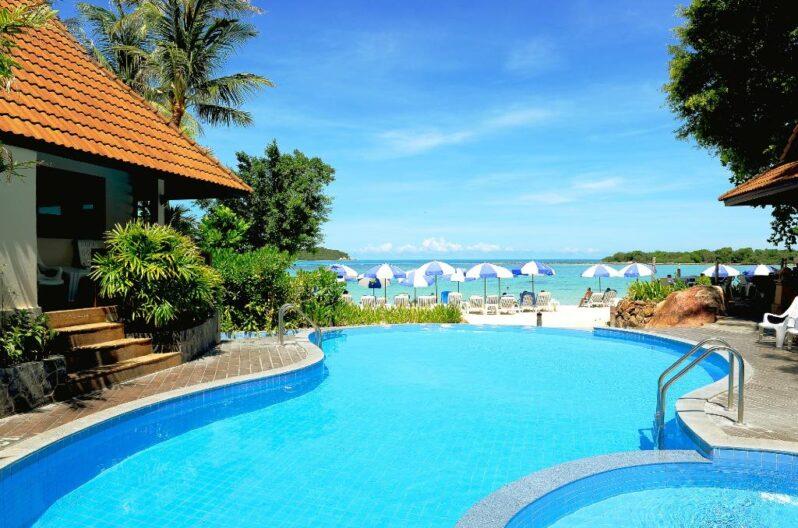Samui Natien Resort pool